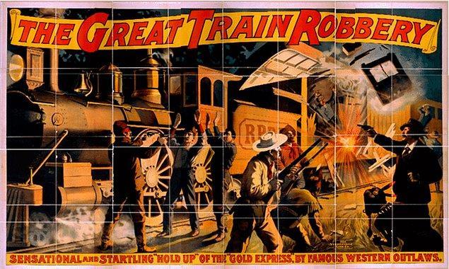 13. İlk western film