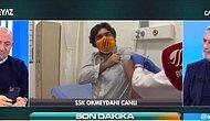 Rasim Ozan Kütahyalı, Beyaz Tv Canlı Yayınında Sinovac Aşısı Oldu: '30 Saniye Bile Sürmüyor, Çok Pratik'