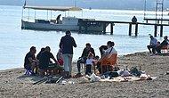Marmaris'te Plaj ve Parklarda Piknik Yapmak, Toplu Oturmak Yasaklandı