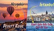 Türkiye'nin 12 Şehrini Anlatması Muhtemel 12 Yabancı Şarkı
