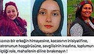 Aylin Sözer, Vesile Dönmez ve Selda Taş'ın Ardından 'Artık Yeter' Diyerek Haykıran Kadınlar