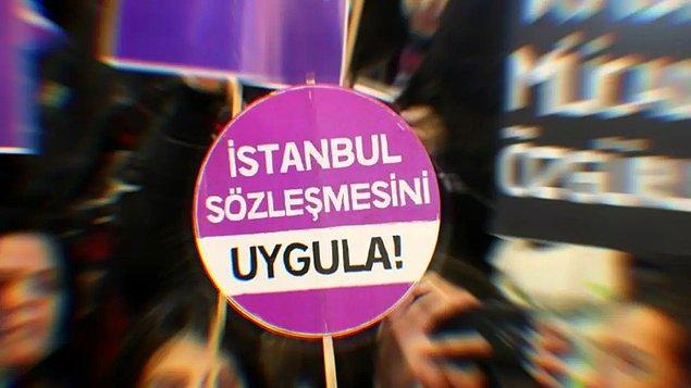Beyler ve bayanlar; kendinize gelin…İstanbul Sözleşmesi kadına şiddeti azaltabilecek yegane formülü içeriyor şu an için… Zira psikolojik şiddet, ısrarlı takip, fiziksel şiddet, tecavüz, zorla evlendirme, kadın sünneti, kürtaja  zorlama, zorla kısırlaştırma, tecavüz ve taciz dahil cinsel şiddet olmak üzere kadına yönelik şiddetin tüm türlerini içeriyor bu anlaşma.