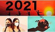 Buket Harıkçı Yazio: 2020, Dur Biraz Düşüneyim; Ve Bir Gün Olsaydın Bu, Pazartesi Olurdu…