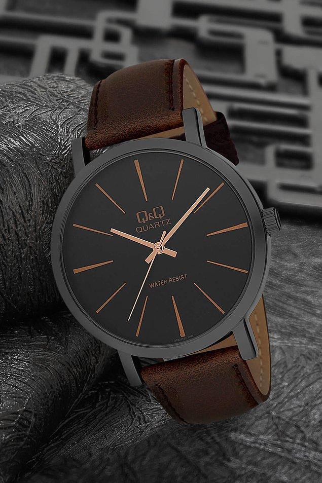 3. Hem klasik hem modern bir saat.