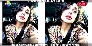 Show Tv'de 'Bu Hikayede Yanan Ben Oldum' Şarkısı Eşliğinde Pınar Gültekin'in Görüntüleri Yayınlandı