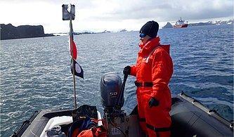 Türk Profesör, Antarktika Seferinde 'Henüz Tanımlanmamış Bakteri' Keşfetti