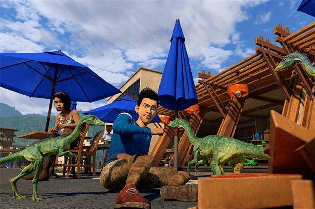 17. Jurassic World Kretase Kampı / 2. Sezon / Netflix Çocuk & Aile / 22 Ocak
