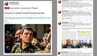 Belçikalı Araştırmacı Yazdı: Terörist Elebaşı Ferhat Abdi, Kobani'de Hanedanlık Kurdu…