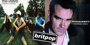 Britpop Tarihine Adını Altın Harflerle Yazdırmış 7 Albüm