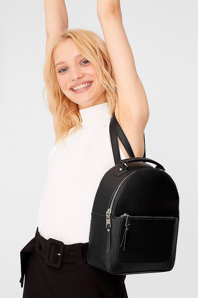3. Çantalar olmazsa olmazlarımızdan ama son zamanlarda uygun fiyata kaliteli çanta bulmak zorlaştı :(