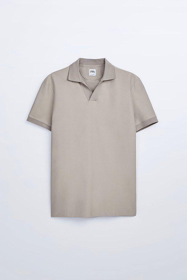 18. Erkeklerin giymekten en mutlu oldukları şey t-shirt olsa gerek.