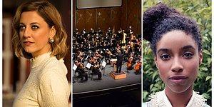 Senfoni Orkestralarıyla Birlikte Sahne Alarak Müziğine Adeta Çağ Atlatmış 18 Müzisyen