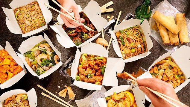 4. Yemek siparişinin tahmin edilen süreden daha erken ulaşması