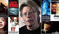 Kitapları Adeta Sinema İçin Yazılmış! Stephen King Eserlerinden Uyarlanan Harika Filmler