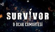 Survivor 2021 Ünlüler Takımı Açıklandı! Survivor Ünlüler Takımı Yarışmacıları Kimler?