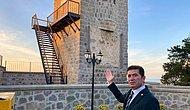 Trabzon'da Tarihi Kuleye Demir Merdiven Monte Edildi: 'Bunun Adı Restorasyon Değil Rezalet'