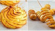 Fırında Pişirerek Etrafı Çok Batırmadan Hazırlayabileceğiniz 15 Nefis Patatesli Tarif