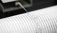 Denizli'de 4.0 Büyüklüğünde Deprem Meydana Geldi