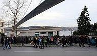 Boğaziçi Üniversitesi Önündeki Gösterilere İlişkin Gözaltına Alınanlardan 24'ü Adliyeye Sevk Edildi