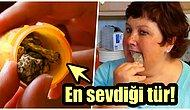 Kazandığı Alışkanlıkla Her Gün En Az Bir Kilo Taş Yiyerek Hayatına Devam Eden Kadın!