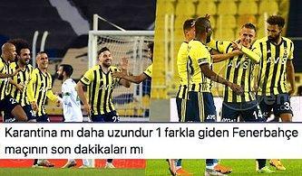 Kanarya Seriye Bağladı! Alanyaspor'u Zor da Olsa Yenen Fenerbahçe Zirveye Yaklaştı