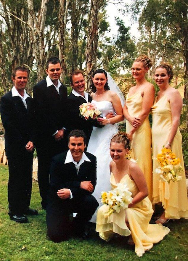 Bir süre sonra da evlenmeye karar veren Katrina ve Nathan kimsenin ne düşündüğüne aldırmadan evlenmişler.
