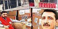 Kızılay'da 100 TIR'lık Vurgun: Yardım İçin Toplanan Giysileri Pazarda Satmışlar