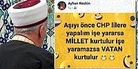 Tepki Gelince Hesabını Kapattı: Cami İmamından CHP'lileri Hedef Alan Paylaşım