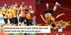 Cimbom Şov Yaptı! Gençlerbirliği'ni 6 Farkla Geçen Galatasaray Derbi Öncesi Gözdağı Verdi