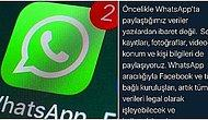 WhatsApp'ın Yeni Gizlilik Sözleşmesini Onaylayanların Neleri Beklediğini Anlatan Bu Yazıyı Okumalısınız