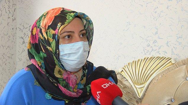Sultangazi'de yaşayan Leyla Alparslan da dolandırıcılar nedeniyle mağdur olanlardan biri.