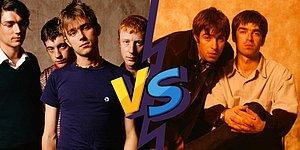 Britpop Tarihinin En Azılı Kavgalarından Biri Olan Oasis-Blur Dosyasını Aralıyoruz!