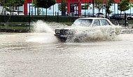 Meteoroloji Uyardı! Sel Ve Su Baskınlarına Dikkat