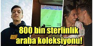 Fenerbahçe Transferi ile Gündemde Olan Mesut Özil'in 10 Milyon Poundluk Evi Fakirliğinizi Aklınıza Getirecek