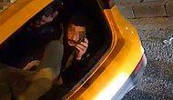 Ceza Yememek İçin Taksinin Bagajında Yolculuk Yaparken Yakalandı
