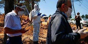 Prof. Dr. Onur Başer, Türkiye'de Kovid Kaynaklı Ölümlerin Sayısını Açıkladı