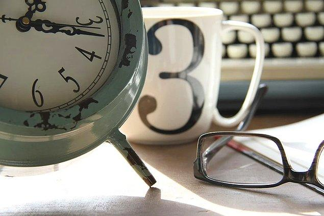 2. Günlük planlar yerine haftalık ve aylık planlar yapmakta fayda var!
