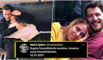 Uraz Kaygılaroğlu'nun Yakın Bir Arkadaşıyla Sevgili Olduğunu Duyan Melis İşiten'in Attığı Tweet Olay Oldu