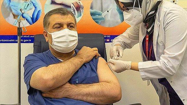 Koronavirüs aşısı geldi, hatta uygulanmaya bile başlandı.