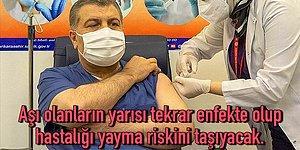 %50 mi %91 mi: Türkiye'de Uygulanmaya Başlanan CoronaVac Aşısının Etkinliği Nasıl Hesaplanıyor?