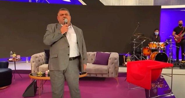 Hatta fenomenliği Demet ve Alişan ile Sabah Sabah programına kadar uzandı. Mehmet abi o programa çıkıp şarkı söyledi.