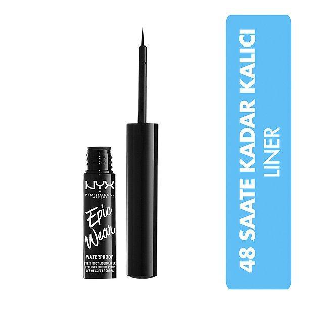 1. Yeni trend beyaz eyeliner ile havana hava katabileceğini biliyor musun?