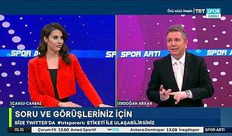 TRT Spor Spikeri Beyinleri Yaktı: Mesut Özil Fenerbahçe'ye Geldiğinde Türk A Milli Takımında Oynayabilecek mi?