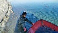 İstanbul'dan Kaçtı, Keban Baraj Gölü'ndeki Adacığa Yerleşti: Salgında Tehlikesiz Hayatın Keyfini Sürüyor