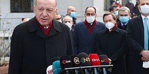 Aşı Yaptıran Erdoğan: 'Şu Ana Kadar Yan Etki Yok'