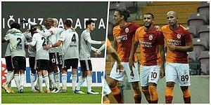 Derbide 348. Randevu! Beşiktaş ve Galatasaray'ın Lig Tarihindeki Mücadelesi ve İstatistikleri