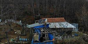 Ağırlığı 5 Kilogramdan Fazla: Evinin Çatısına Göktaşı Düştü, Müşteri Arıyor