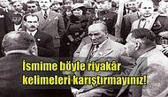 """Hayatı Boyunca Demokratlığından Ödün Vermeyen Atatürk """"Dünya Liderliği"""" Hakkında Ne Düşünüyordu?"""