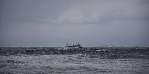 Bartın Açıklarında Kuru Yük Gemisi Battı:  Ölü Sayısı 4'e Yükseldi