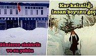 Efsanevi 1987 Kar Fırtınası: İstanbul'da Kar Boyunun 4 Metreyi Geçtiği Günlerce Süren Bembeyaz Fırtına